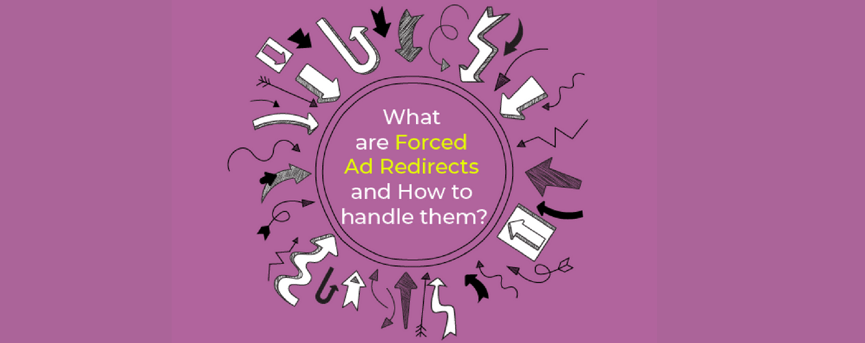 Forced Redirect ads