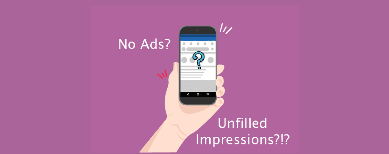 Unfilled Impressions in Google Ad Manager (DFP)
