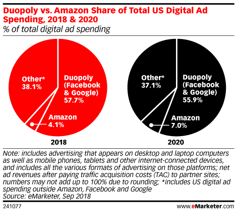 Amazon Vs Duopoly