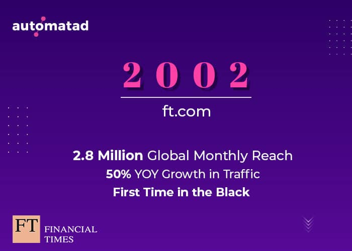 Financial Times in 2002