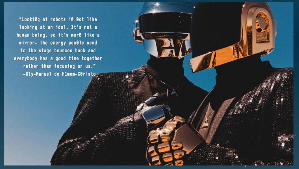 Daft Punk - Pitchfork