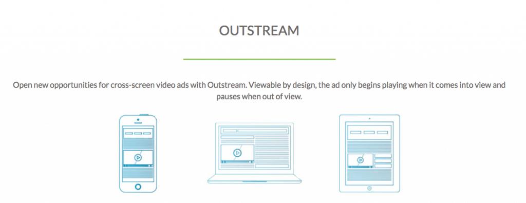SpotX Outstream ads