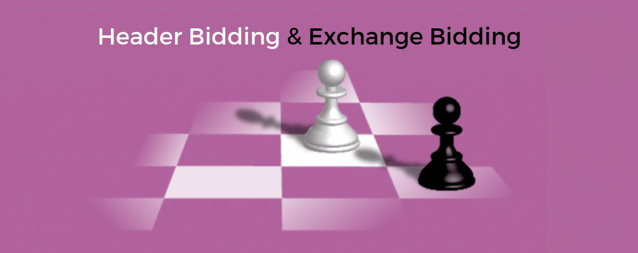 Header Bidding Vs Exchange Bidding