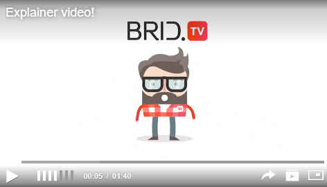 BridTV Video Player