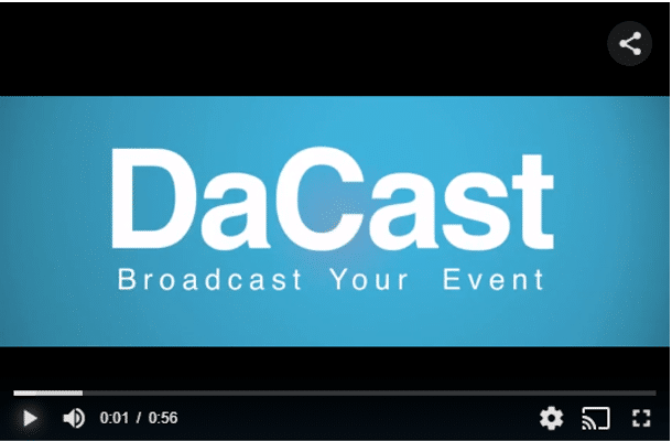 DaCast Video Player