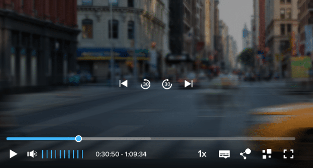 Ooyala Video Player