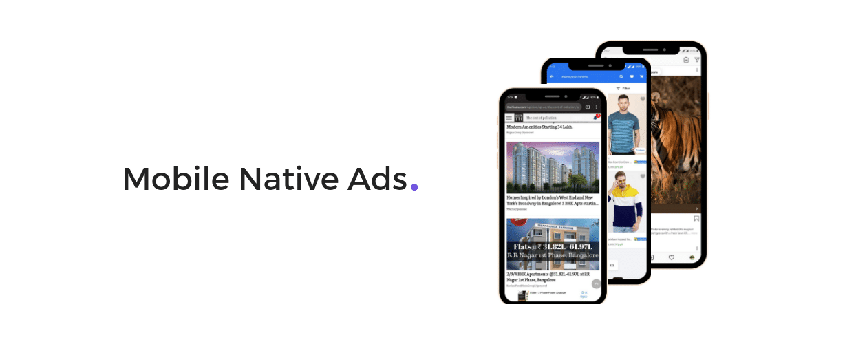 Mobile Native Ads