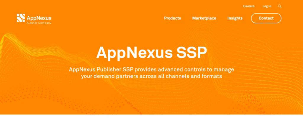 AppNexus SSP