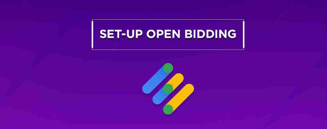 Set-up-open-bidding