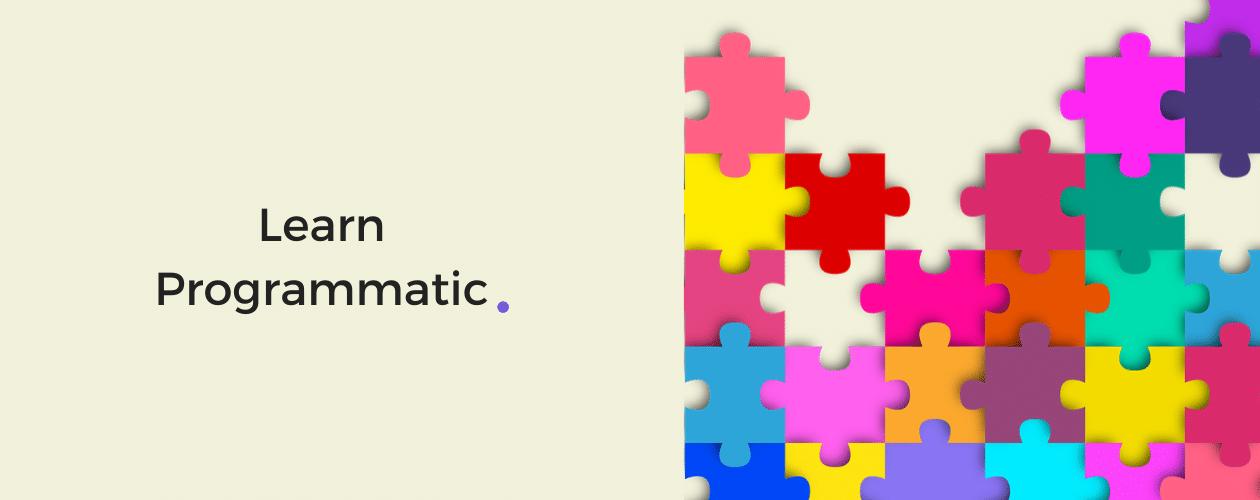 Learn Programmatic