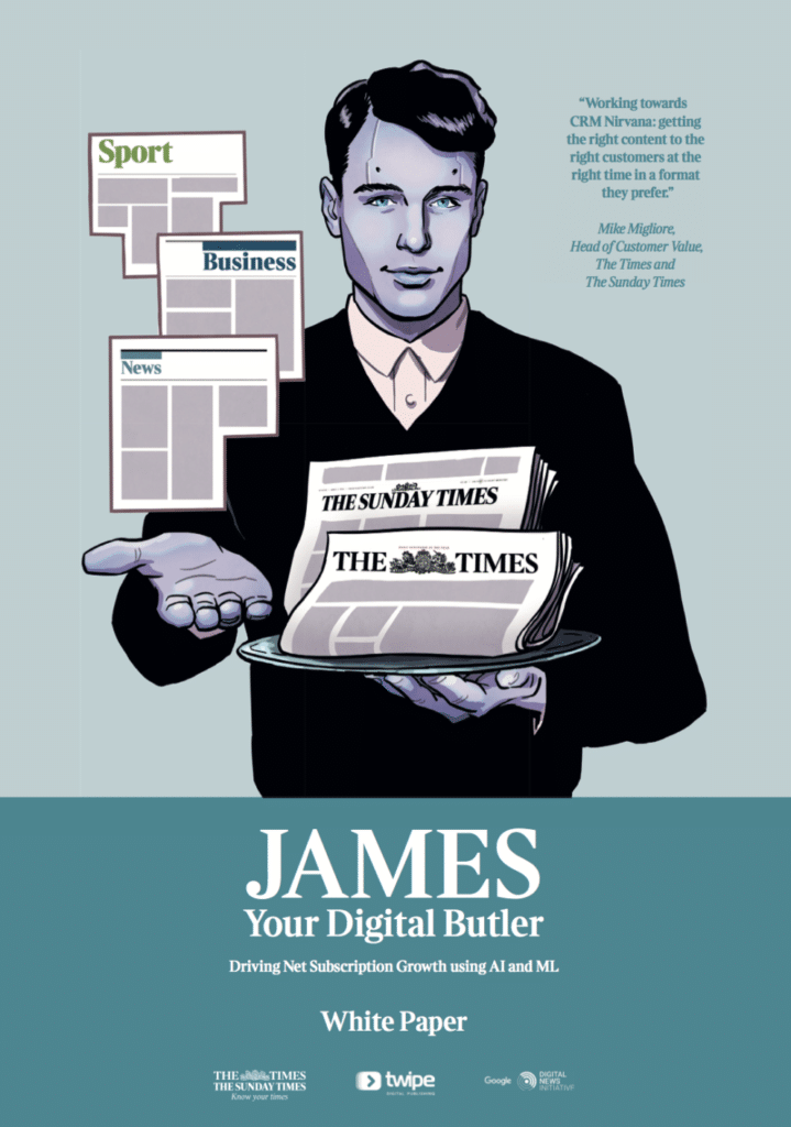 The Times Digital Butler