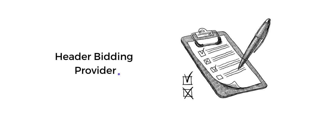 Header Bidding Provider