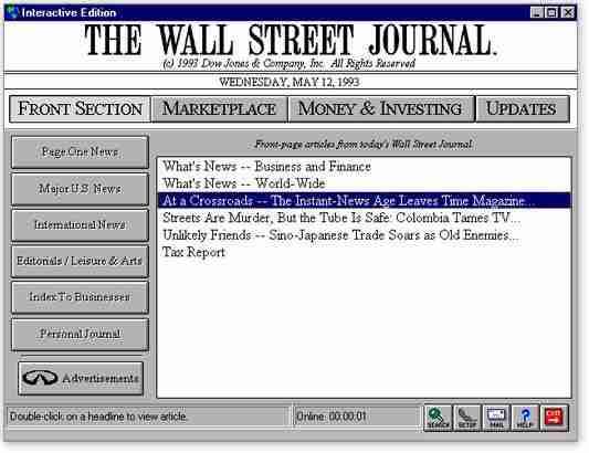 WSJ in 1993