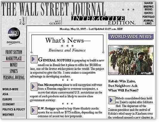 WSJ in 1997