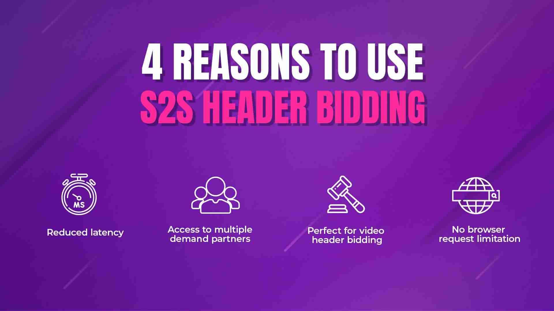 Benefits of Server Side Header Bidding