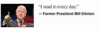 I read it everyday