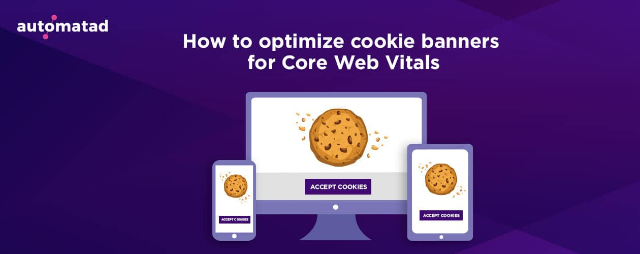 Optimize Cookie Banner for Core Web Vitals