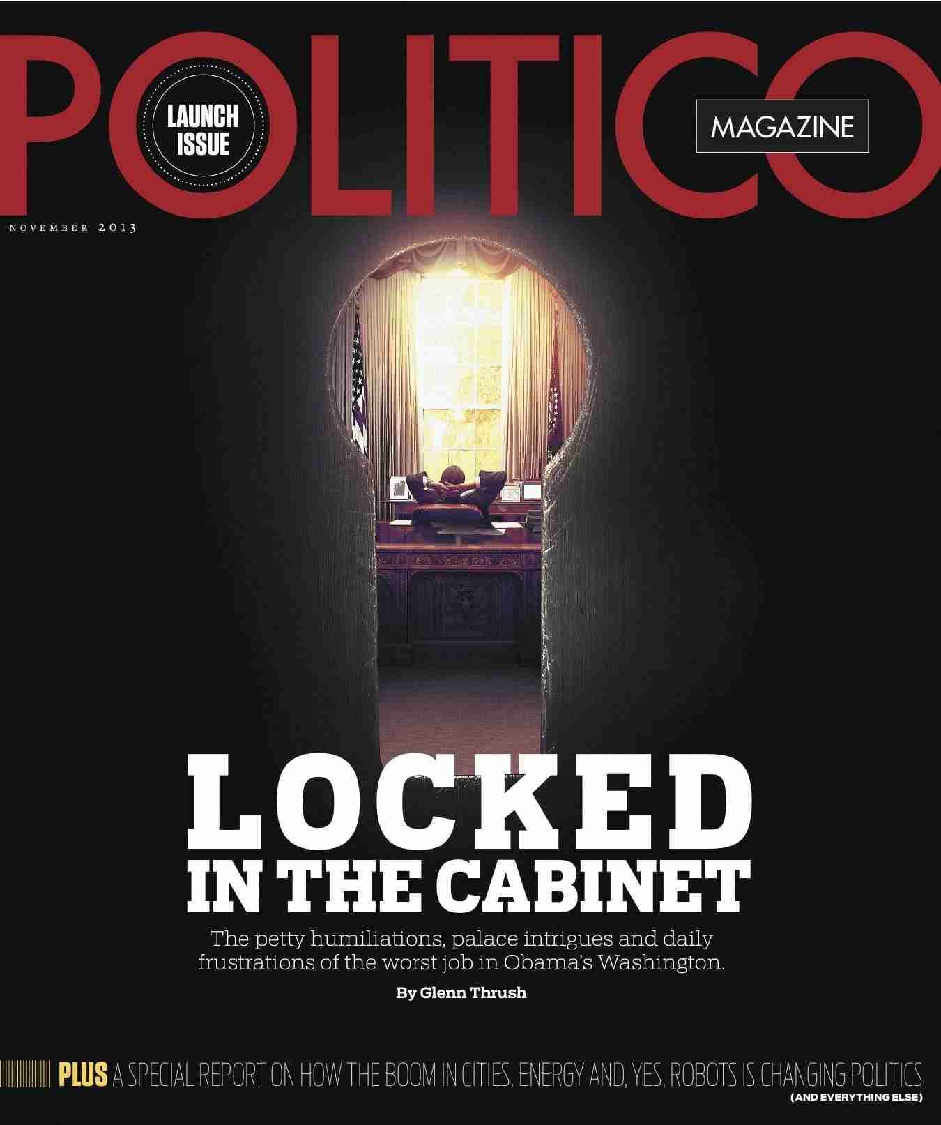 Politico Cover Image